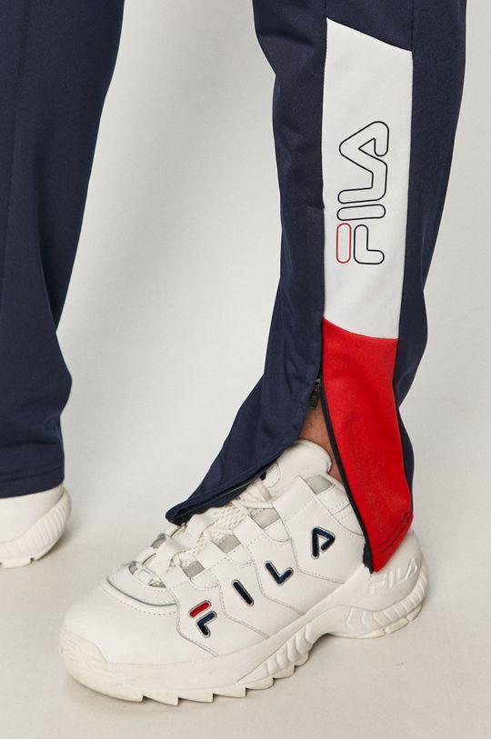 granatowy Fila - Spodnie