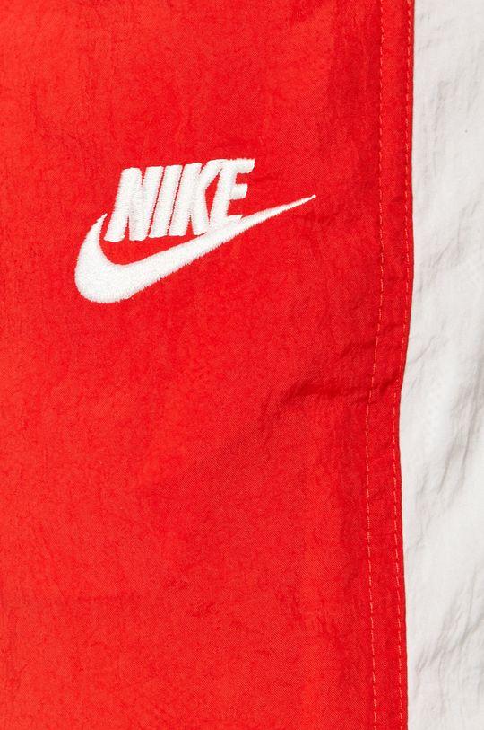 czerwony Nike Sportswear - Spodnie