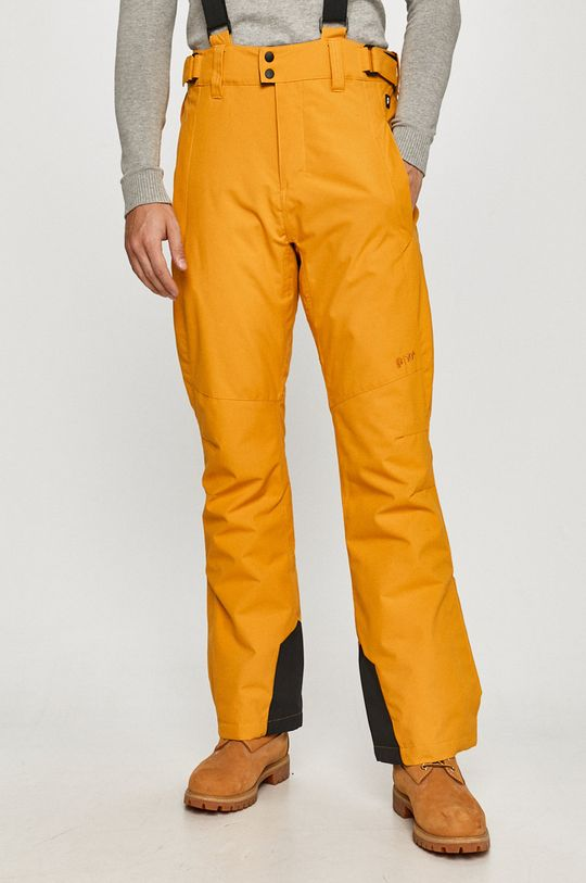 pomarańczowy Protest - Spodnie Męski