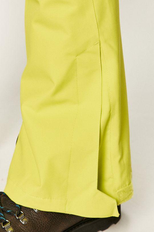 żółto - zielony Protest - Spodnie