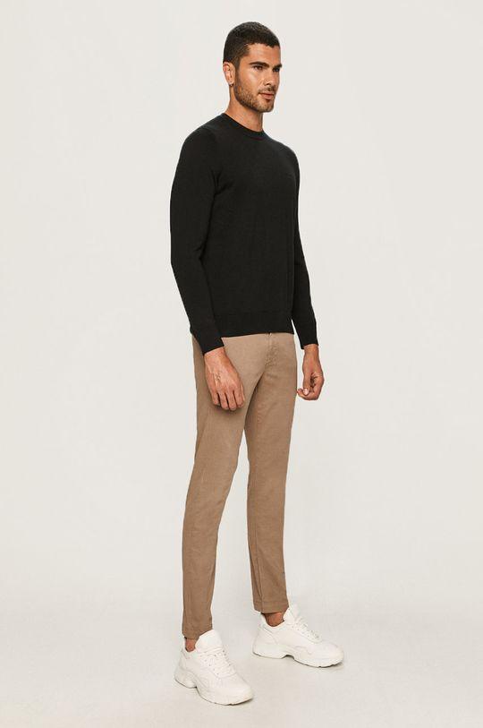Hugo - Spodnie pszeniczny