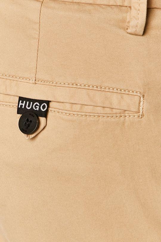 béžová Hugo - Nohavice