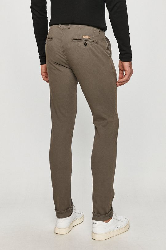 Baldessarini - Spodnie 97 % Bawełna, 3 % Elastan