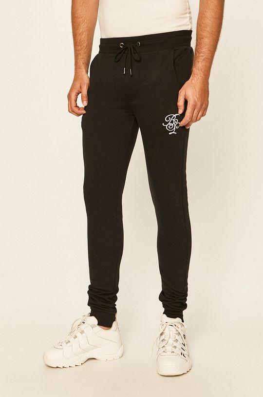 negru Brave Soul - Pantaloni De bărbați