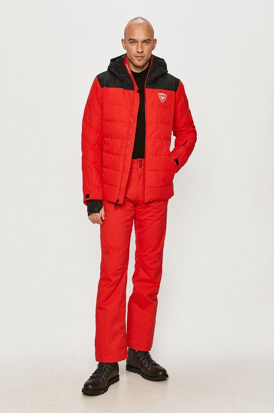 Rossignol - Spodnie snowboardowe karminowy