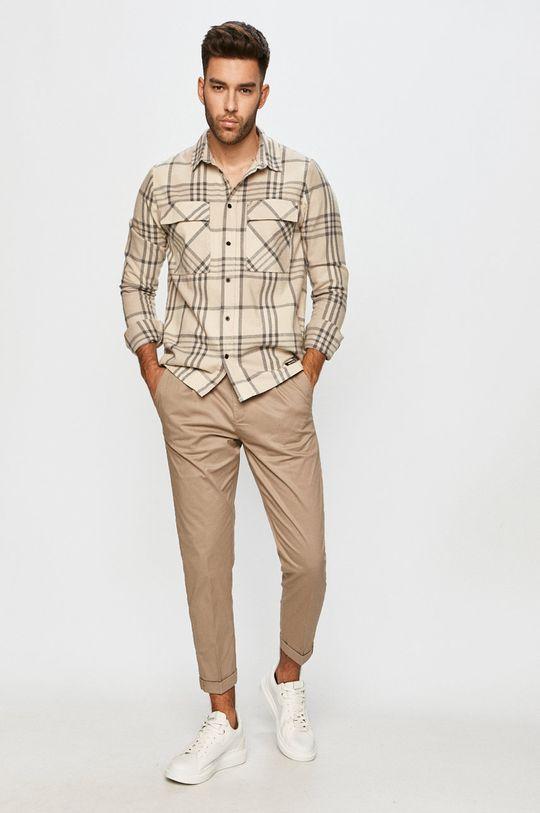 Produkt by Jack & Jones - Spodnie beżowy