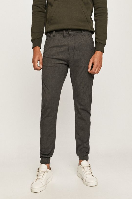 gri G-Star Raw - Pantaloni De bărbați