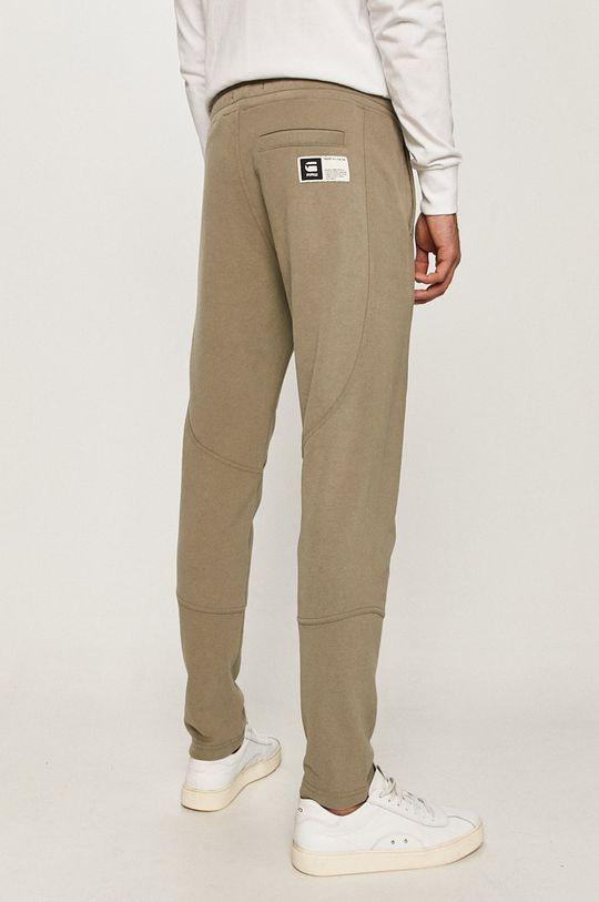 G-Star Raw - Pantaloni  Materialul de baza: 60% Bumbac, 40% Poliester  Finisaj: 100% Bumbac