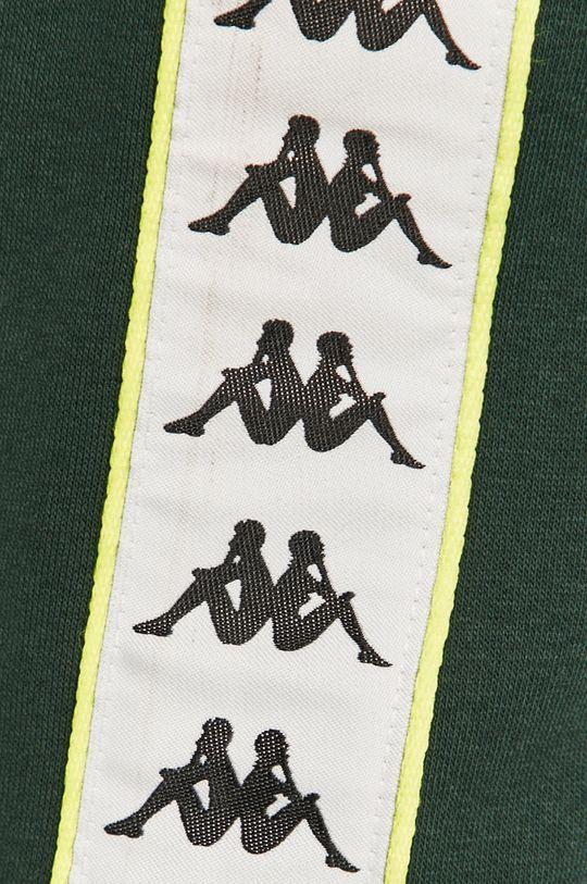 ciemny zielony Kappa - Spodnie