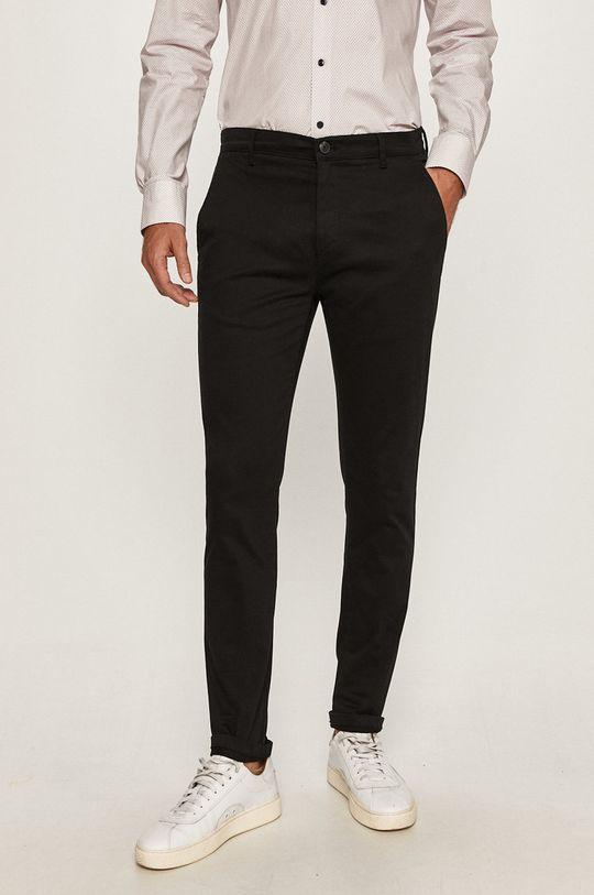 černá Tailored & Originals - Kalhoty Pánský