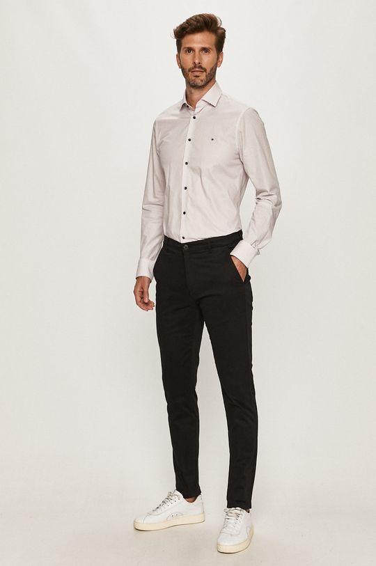 Tailored & Originals - Kalhoty černá