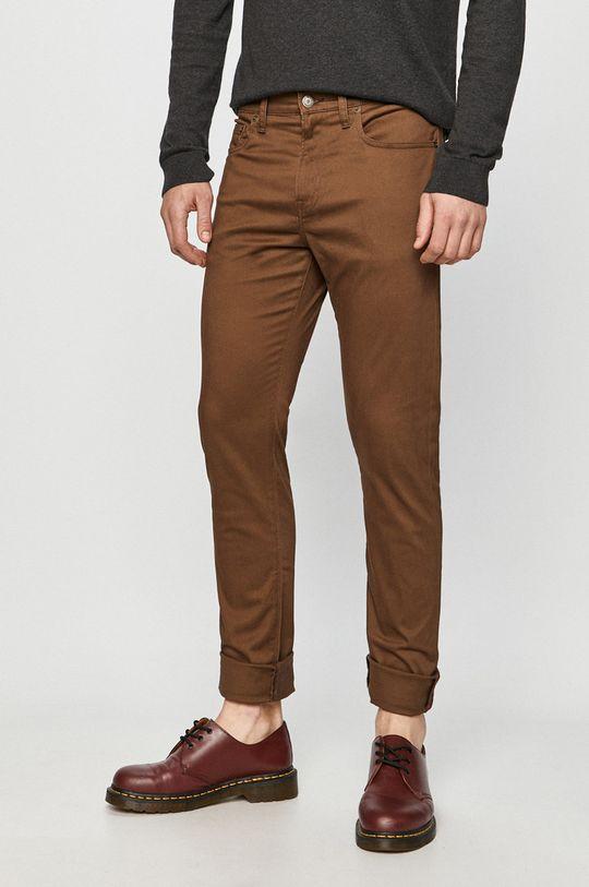 kávová GAP - Kalhoty Pánský