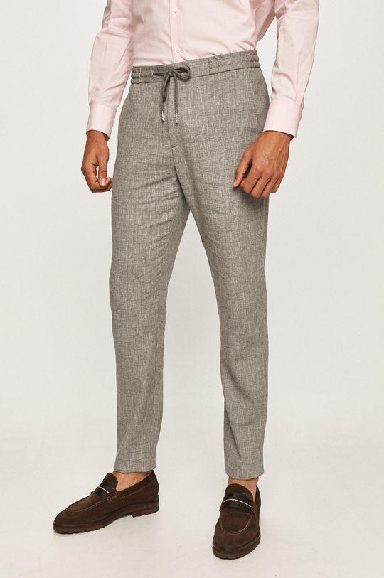 gri Tommy Hilfiger Tailored - Pantaloni De bărbați