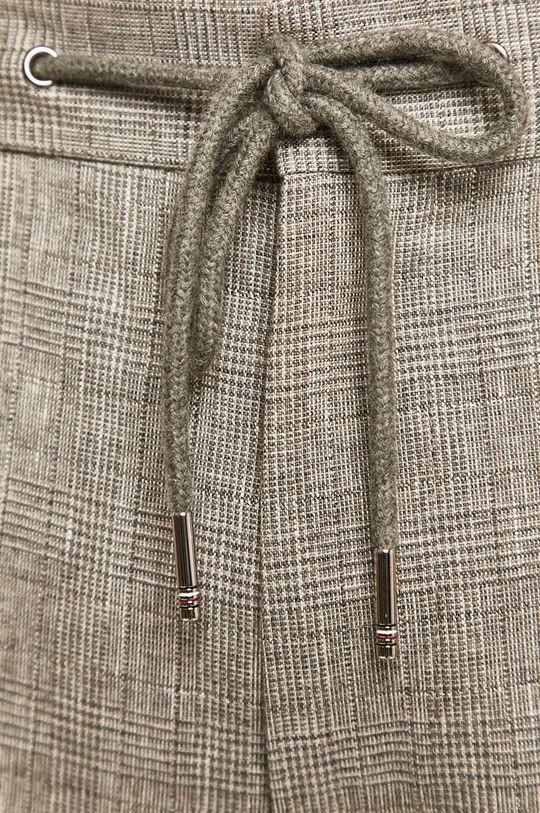 gri Tommy Hilfiger Tailored - Pantaloni