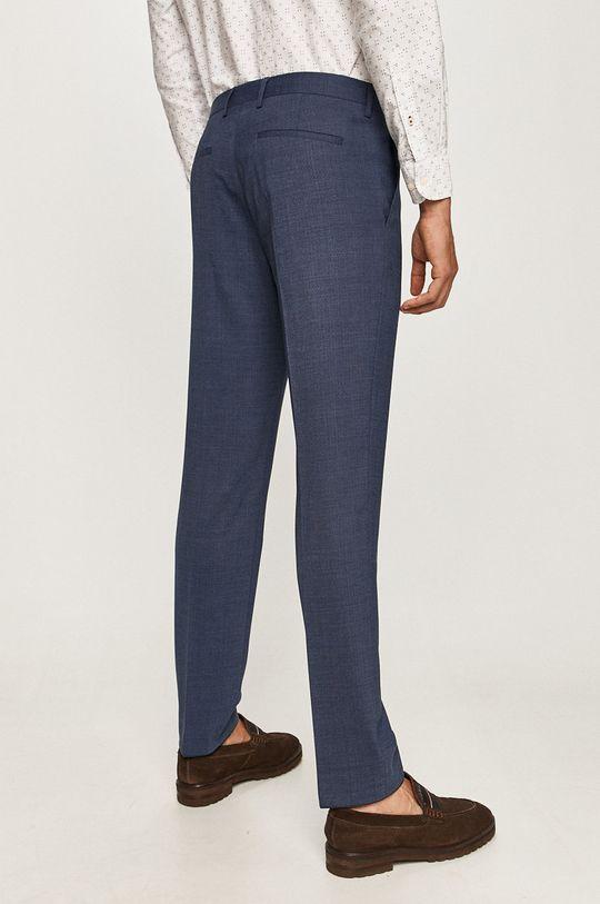 Tommy Hilfiger Tailored - Kalhoty  Podšívka: 45% Polyester, 55% Viskóza Hlavní materiál: 2% Elastan, 54% Polyester, 44% Virgin vlna