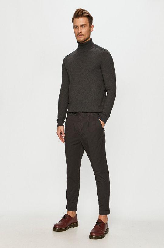 AllSaints - Spodnie szary
