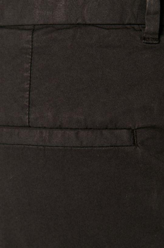szary AllSaints - Spodnie