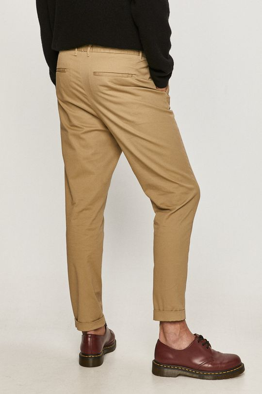 AllSaints - Kalhoty  97% Bavlna, 3% Elastan