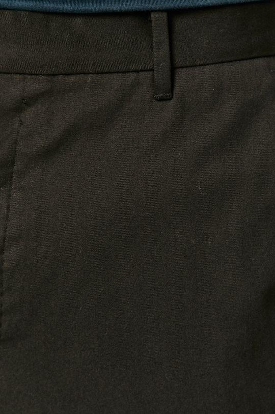 czarny AllSaints - Spodnie