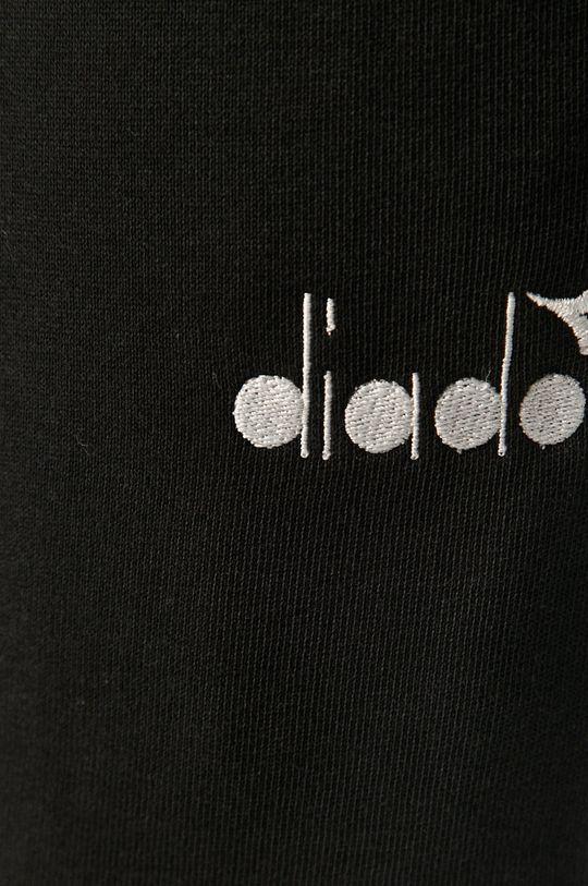 černá Diadora - Kalhoty