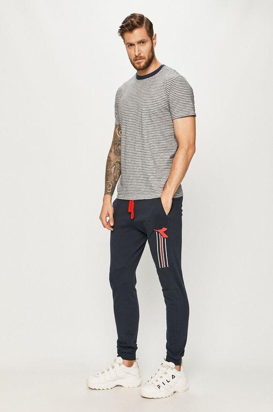 Diadora - Pantaloni bleumarin
