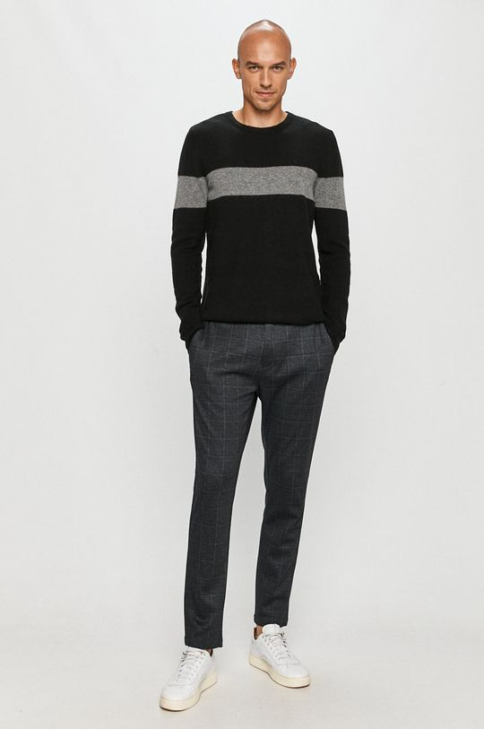 Clean Cut Copenhagen - Kalhoty námořnická modř