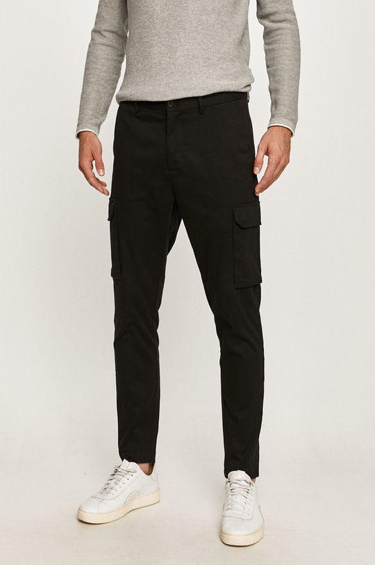 negru Clean Cut Copenhagen - Pantaloni De bărbați