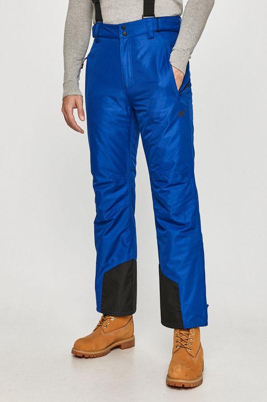 fioletowy 4F - Spodnie Męski