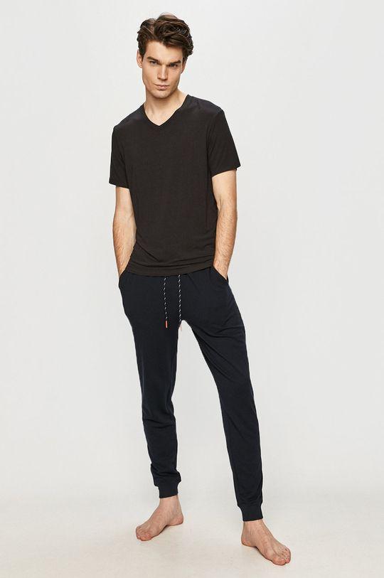 Ted Baker - Pantaloni bleumarin