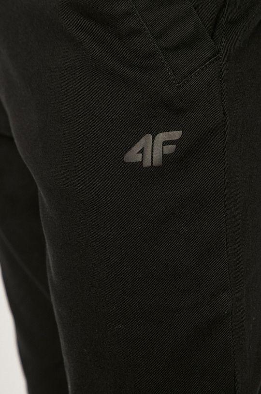 černá 4F - Kalhoty