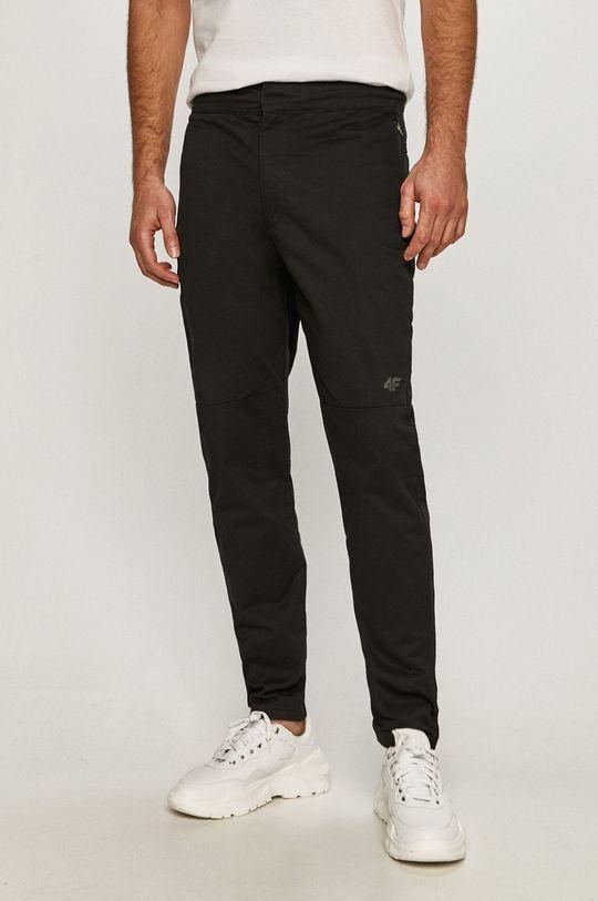 čierna 4F - Nohavice Pánsky