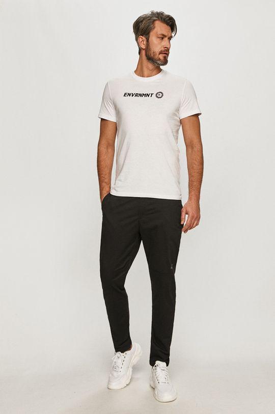 4F - Nohavice čierna