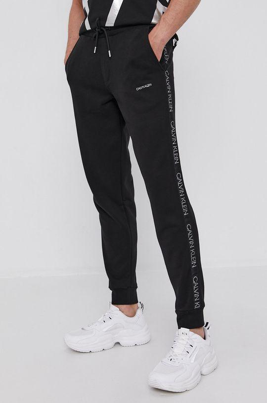 černá Calvin Klein - Kalhoty Pánský