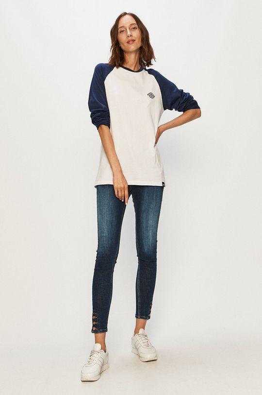 Dickies - Tričko s dlhým rukávom modrá