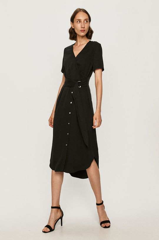 Calvin Klein - Šaty čierna