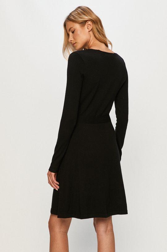 Vero Moda - Sukienka 27 % Nylon, 23 % Poliester, 50 % Wiskoza