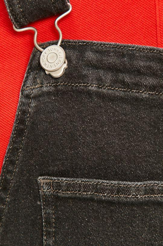 Tommy Jeans - Rifľové šaty Dámsky