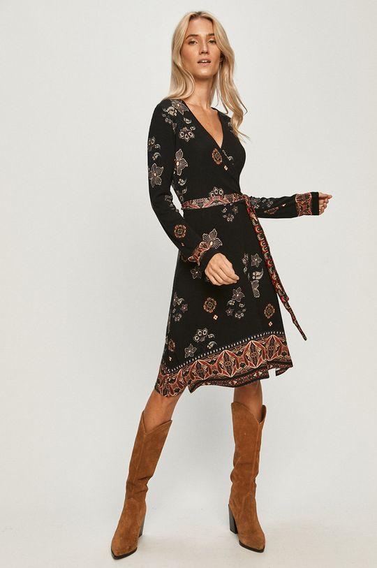 Desigual - Платье чёрный