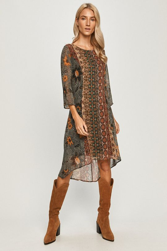 Desigual - Сукня барвистий