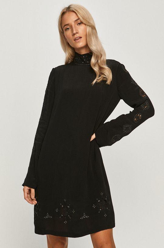 чёрный Desigual - Платье Женский