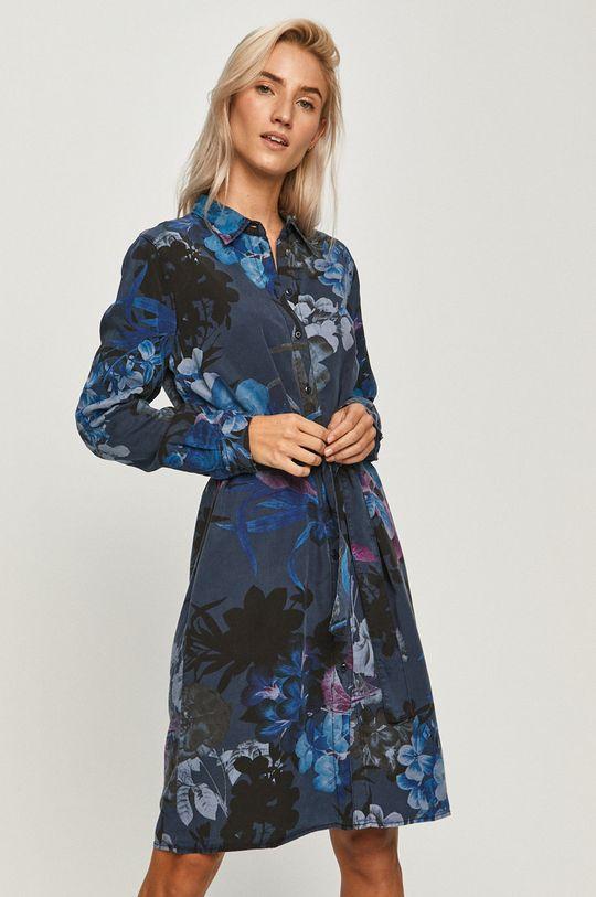 блакитний Desigual - Плаття Жіночий
