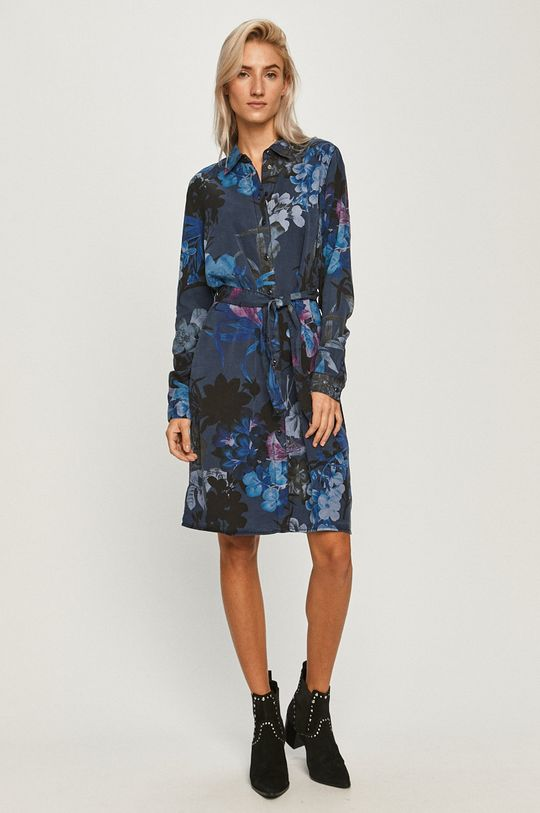 Desigual - Плаття блакитний