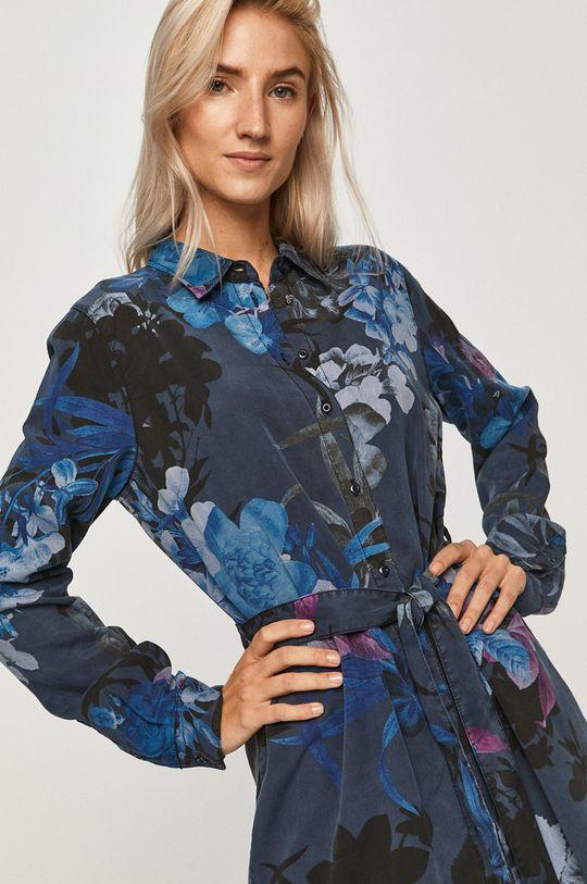 голубой Desigual - Платье