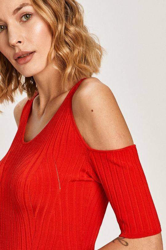czerwony Guess Jeans - Sukienka
