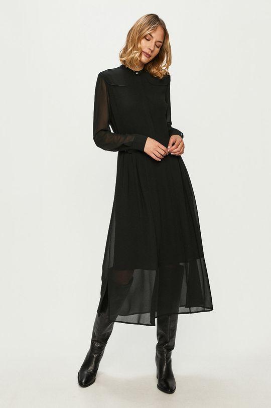 Calvin Klein - Rochie negru