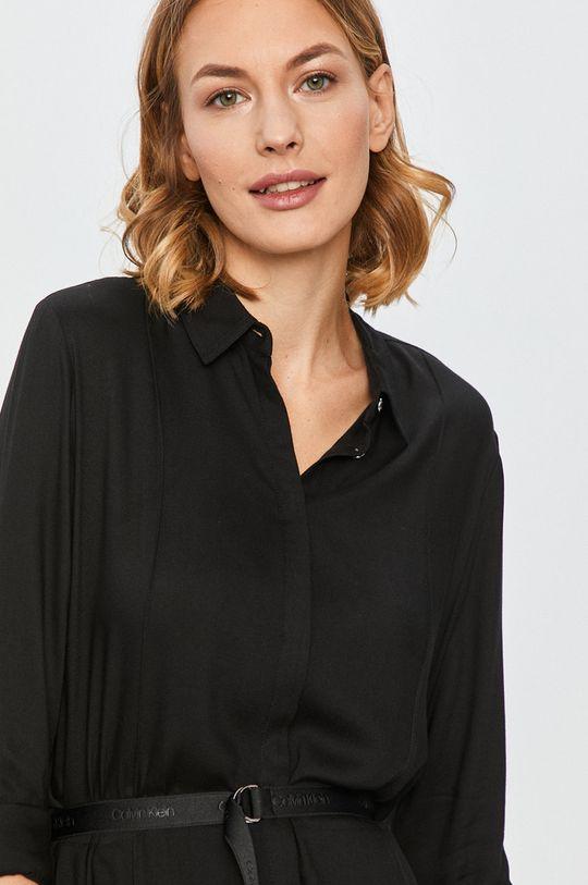 negru Calvin Klein - Rochie