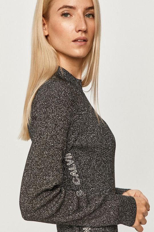 szary Calvin Klein Jeans - Sukienka