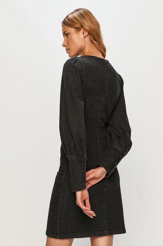 Vero Moda - Sukienka jeansowa 99 % Bawełna, 1 % Elastan