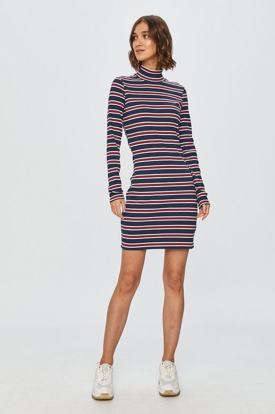 Tommy Jeans - Rochie multicolor