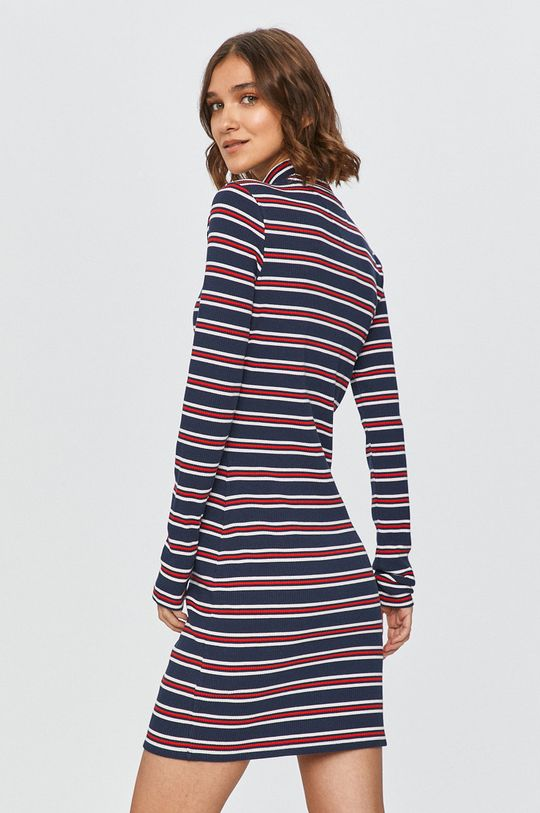 Tommy Jeans - Rochie  96% Bumbac, 4% Elastan